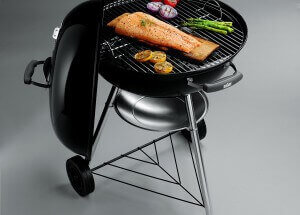 Barbecue Weber Compact Kettle Charbon 57cm