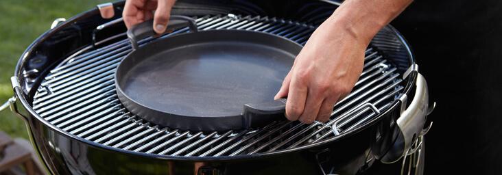 Cuisson à la plancha, une cuisson saine à la plancha – source photo @ weberstephen.fr