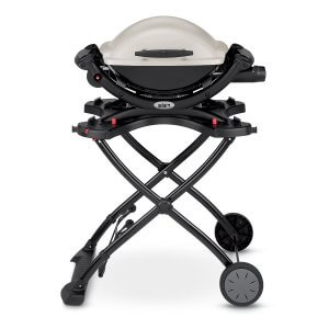 Chariot Pliable pour Barbecue Weber Q 1000 & 2000