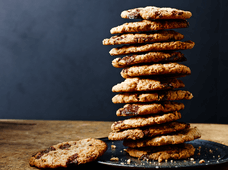 Cookies aux flocons d'avoine – source photo @ weberstephen.fr