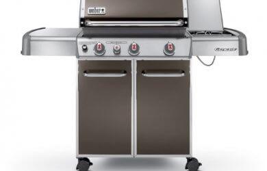 Weber Genesis E-330 Barbecue à gaz Gris acier