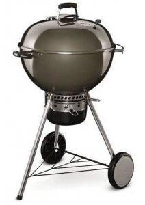 Weber Master-Touch GBS Barbecue à Charbon Gris Fumé Diamètre 57 cm