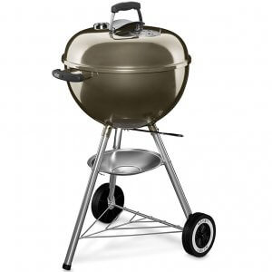 Weber One-Touch Original Barbecue à Charbon Smoke Grey 47 cm