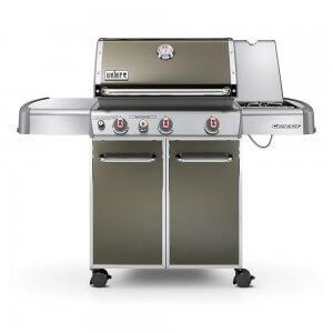 Weber Genesis E-330 Barbecue Gris fumé