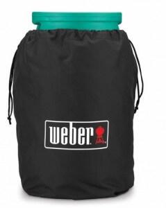 Housse Weber pour bouteille de gaz – source photo @ weberstephen.fr
