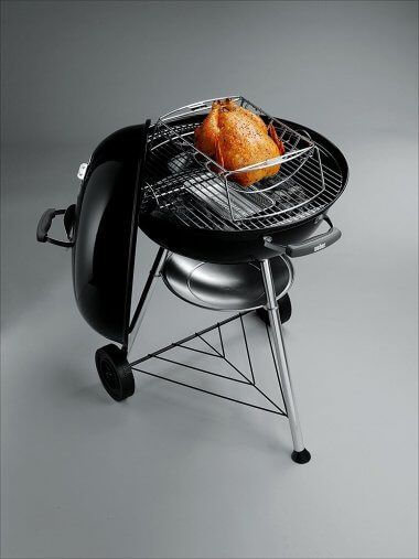 Barbecue Weber 57 cm Compact Kettle