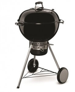 Le master-Touch, un barbecue Weber 57 cm – source photo @ weberstephen.fr