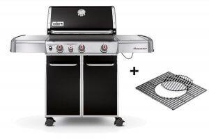 Barbecue à gaz Weber Genesis E-330 Noir