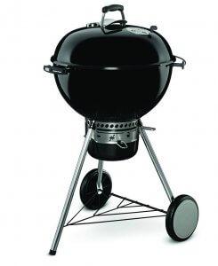 Weber Master-Touch GBS Barbecue à Charbon Noir Diamètre 57 cm