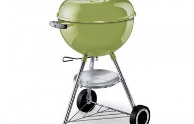 Weber One-Touch Original Barbecue à Charbon Spring Green 47 cm