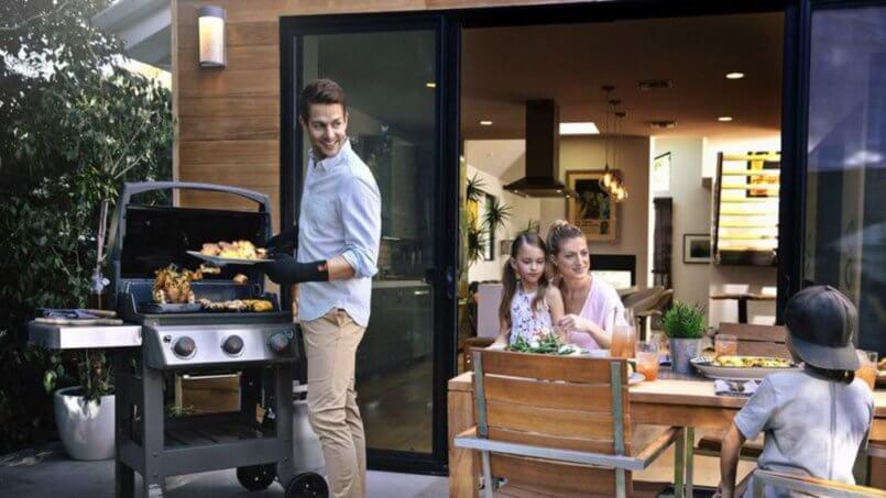 Pourquoi choisir un barbecue à gaz