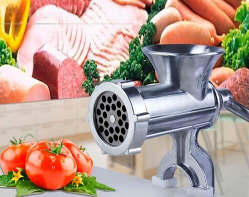 saucisse maison hachoir recette