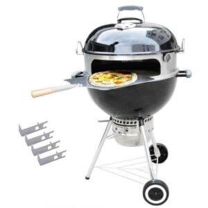 Kit four à pizza pour grill à gaz