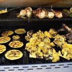 Coup de cœur du jour: le barbecue pierre de lave